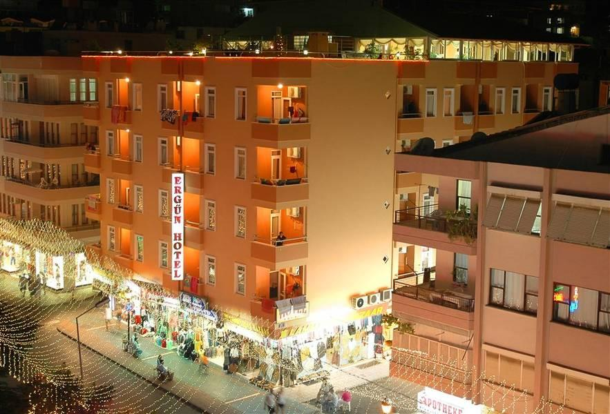 Holidays at Ergun Hotel in Alanya, Antalya Region