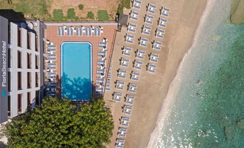 Holidays at Floria Beach Hotel in Alanya, Antalya Region