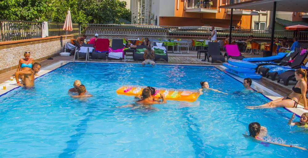 Holidays at Kleopatra Ada Beach Hotel in Alanya, Antalya Region