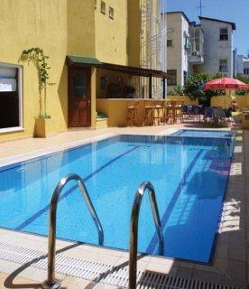 Holidays at Azak Suite Hotel in Alanya, Antalya Region