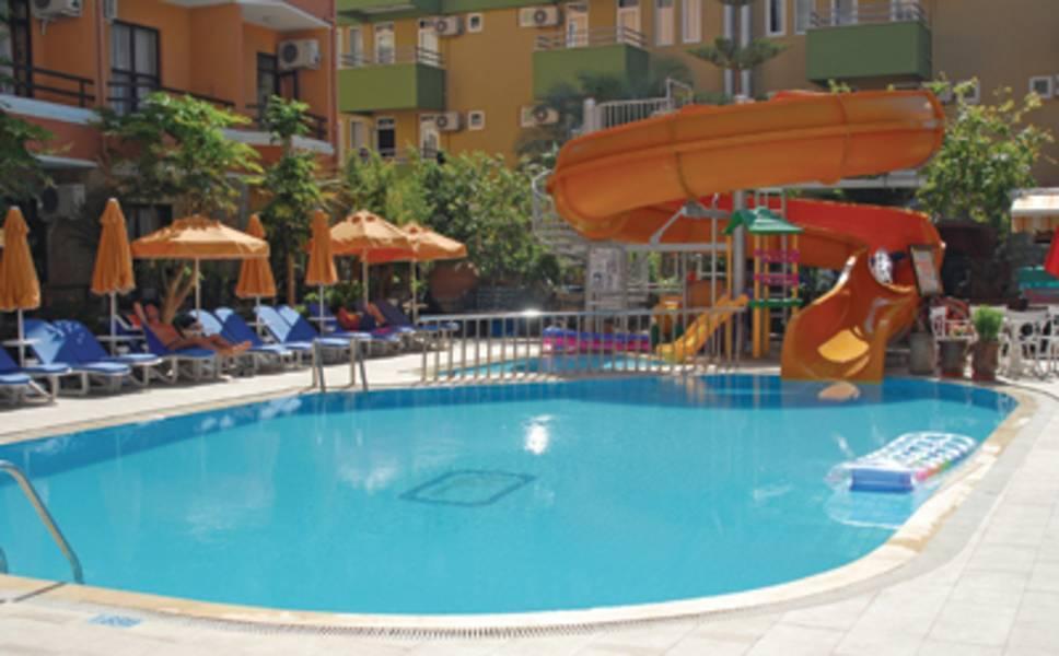 Holidays at Fatih Hotel in Alanya, Antalya Region