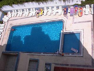 Holidays at Lavinia Apart Hotel in Alanya, Antalya Region