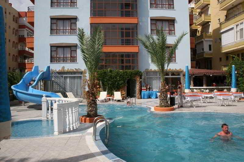 Holidays at Tuvanna Beach Hotel in Alanya, Antalya Region