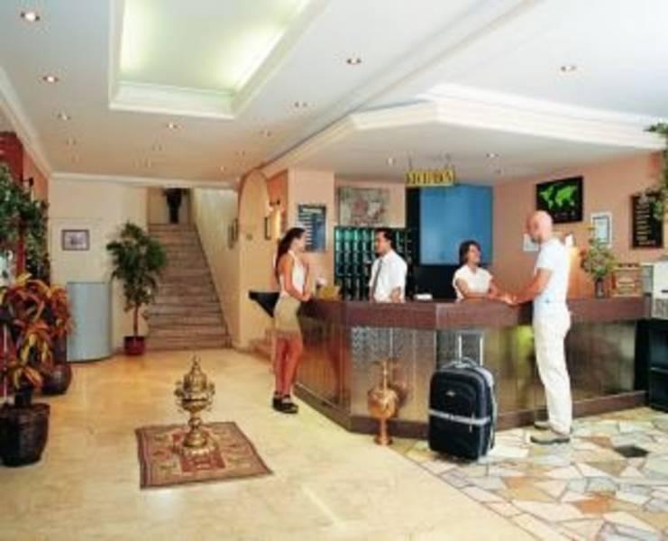 Holidays at Wien Hotel in Alanya, Antalya Region