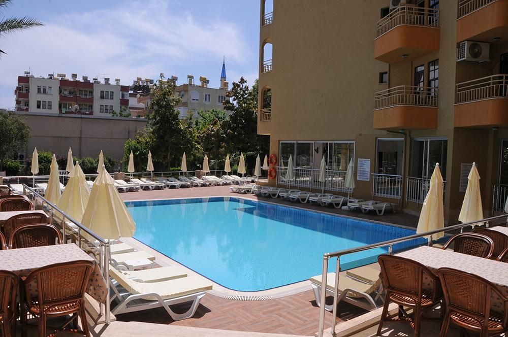 Holidays at Gunes House Hotel in Alanya, Antalya Region