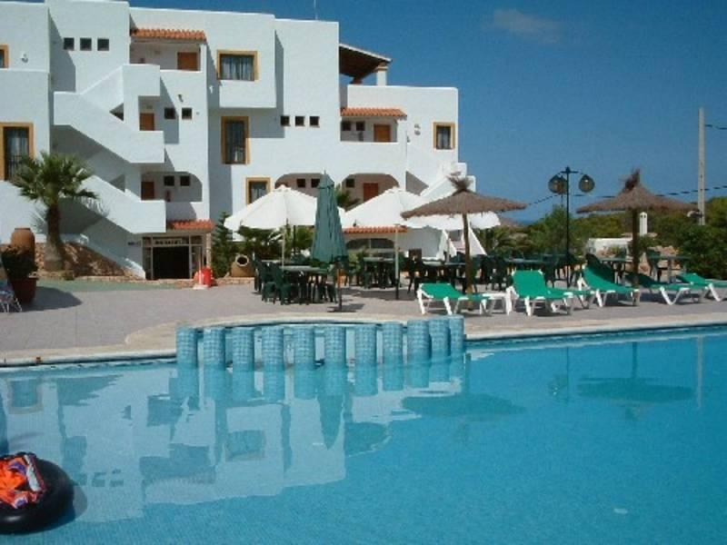 Holidays at Blanco Sol Apartments in Cala Vadella, Ibiza