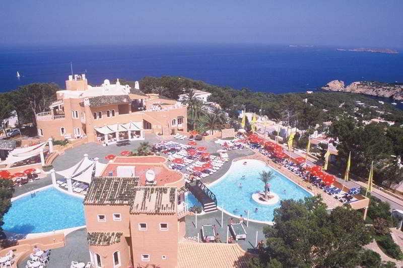 Holidays at Cala Vadella Resort in Cala Vadella, Ibiza