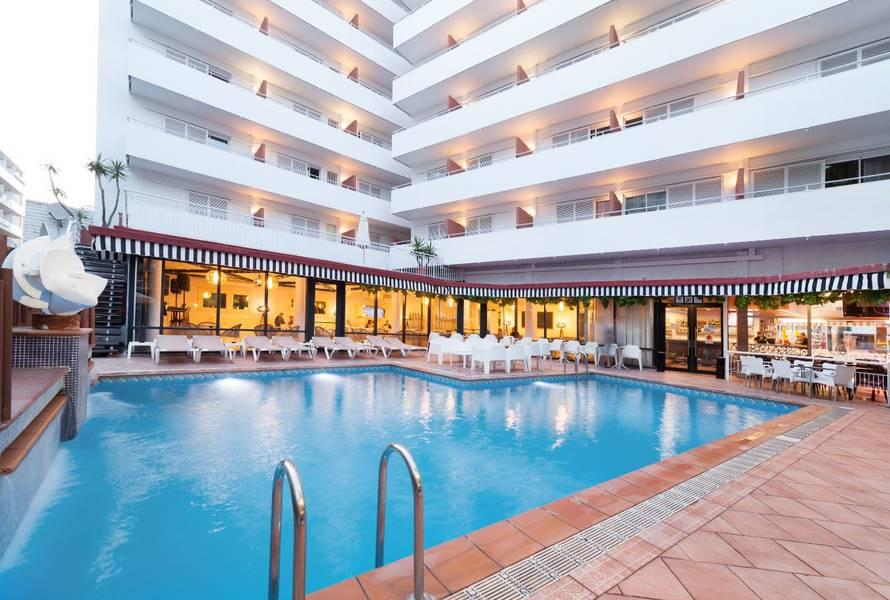 Holidays at Xaine Park Hotel in Lloret de Mar, Costa Brava