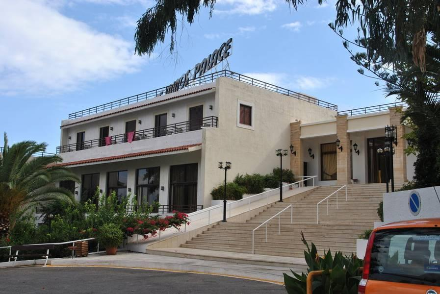 Holidays at King Minos Palace Hotel in Hersonissos, Crete
