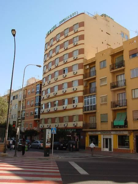 Holidays at Embajador Hotel in Almeria, Costa de Almeria