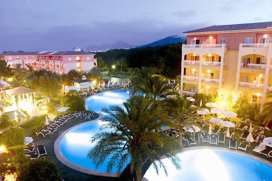 Green Garden Apartments, Cala Ratjada, Majorca, Spain ...