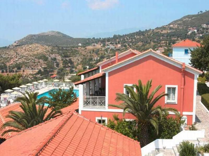 Holidays at Mykali Hotel in Pythagorio, Samos