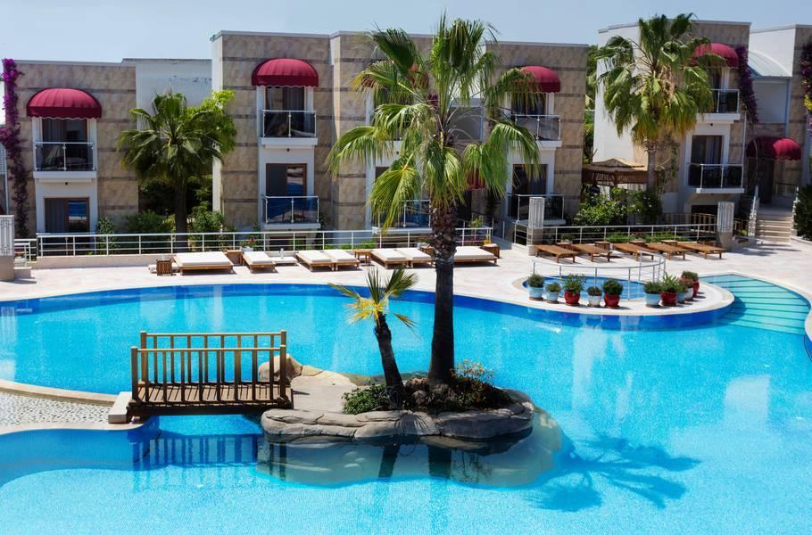 Holidays at Bodrium Hotel and Spa in Bodrum, Bodrum Region