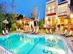 Holidays at Naturist Angel Nudist Club Hotel in Tholos, Rhodes