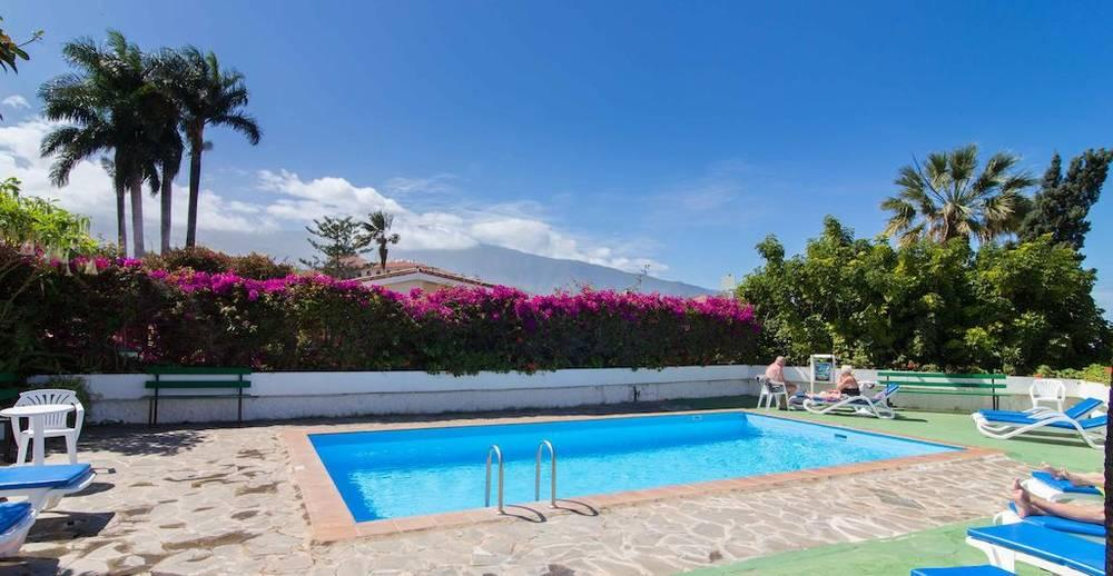 Holidays at La Carabela Apartments in Puerto de la Cruz, Tenerife
