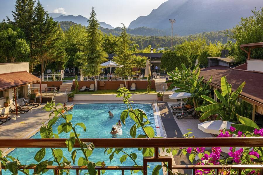 Holidays at PGS Hotels Rose Residence Beach in Kemer, Antalya Region