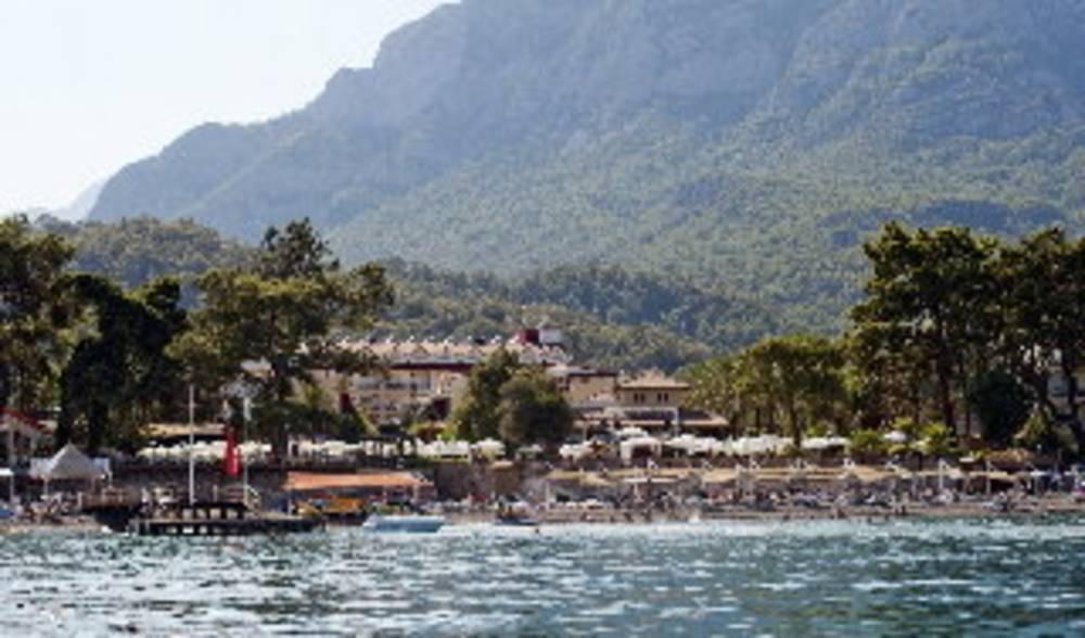 Holidays at Crystal Aura Beach Hotel in Kemer, Antalya Region