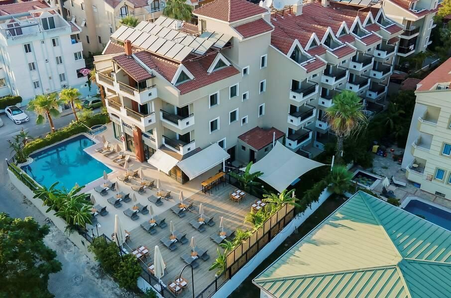 Holidays at Aegean Princess Apartments in Marmaris, Dalaman Region