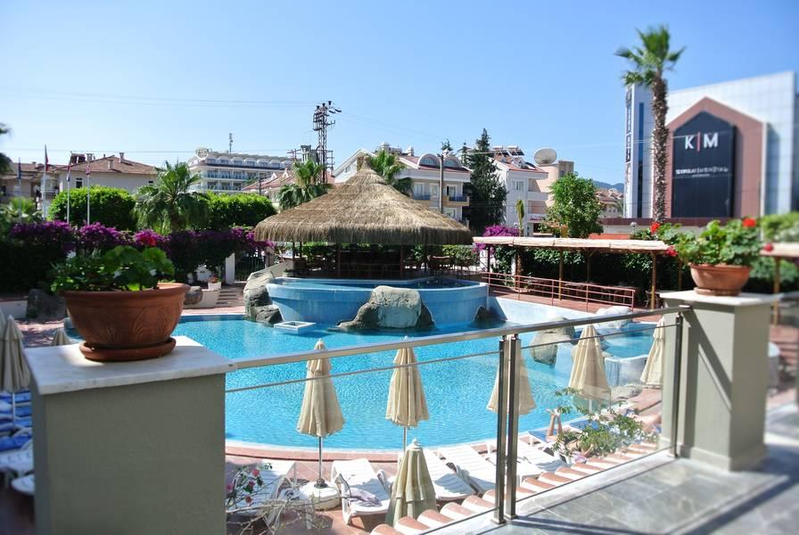 Holidays at Begonville Hotel in Marmaris, Dalaman Region