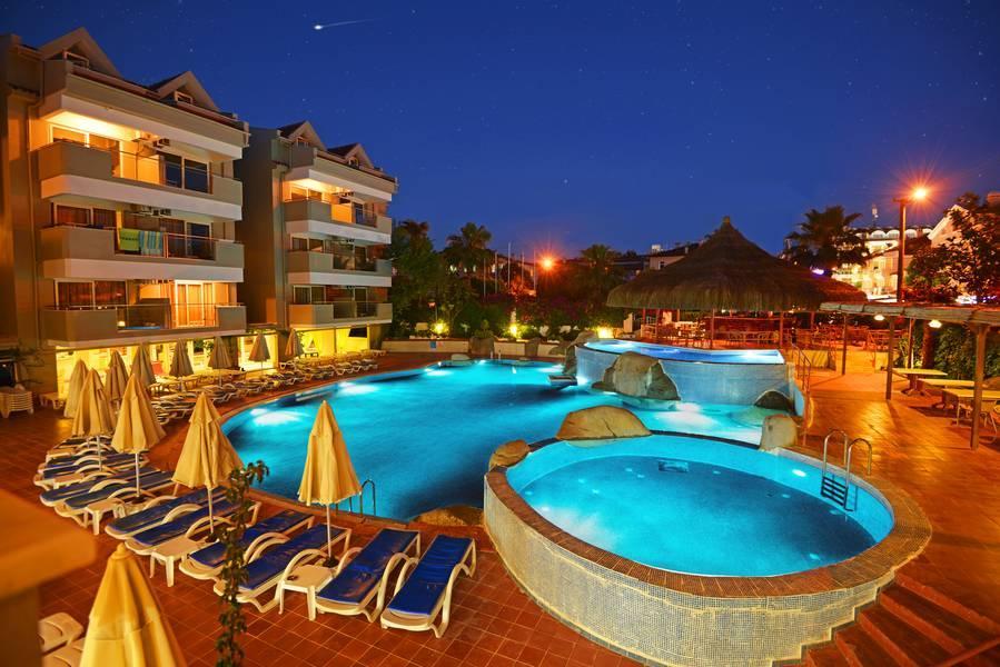 Holidays at Begonville Hotel in Marmaris, Dalaman Region