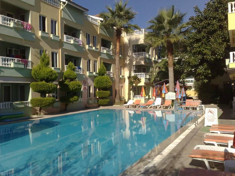 Holidays at Club Sunset Apartments in Marmaris, Dalaman Region