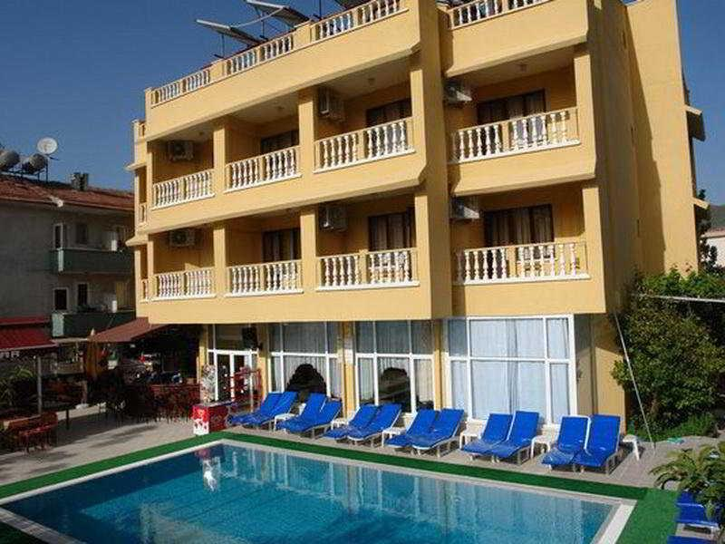 Holidays at Unver Hotel in Marmaris, Dalaman Region