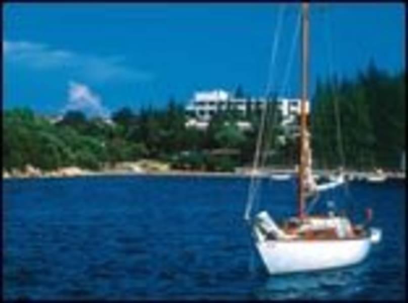 Holidays at Bon Repos Hotel in Korcula Island, Croatia