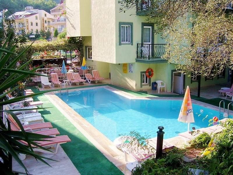 Holidays at Seler Hotel in Marmaris, Dalaman Region