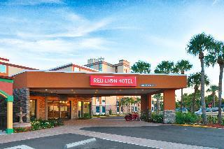 Holidays at Americas Best Inn Main Gate East Hotel in Kissimmee, Florida