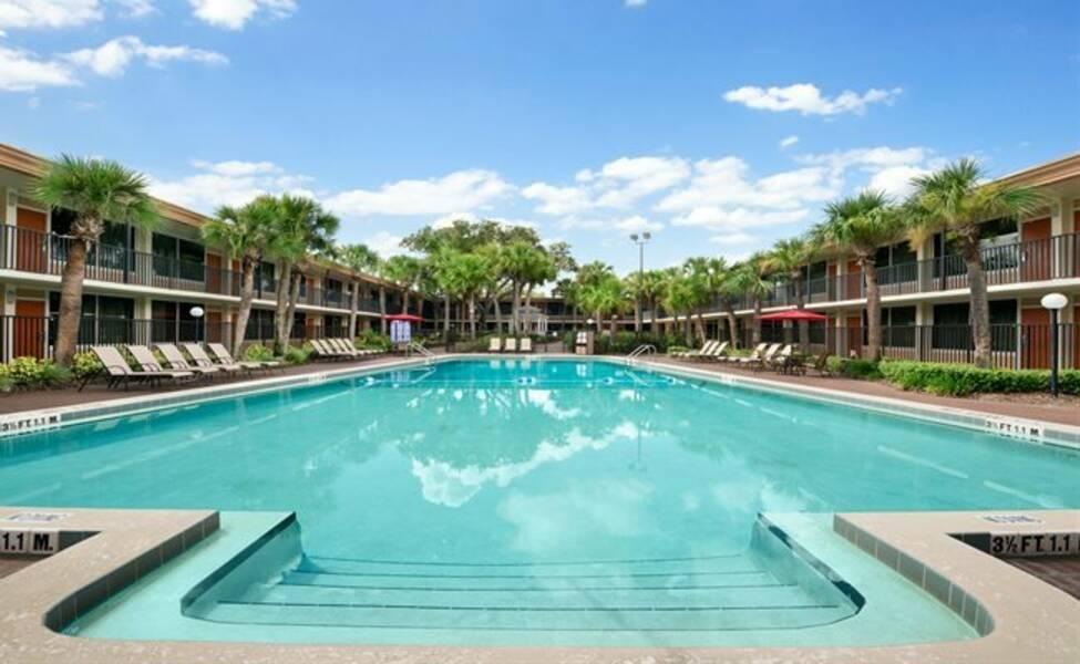 Holidays at Ramada Kissimmee Gateway in Kissimmee, Florida