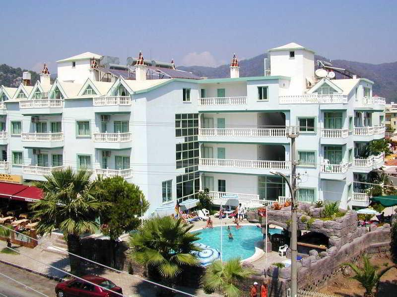 Holidays at Karakas Apartments in Marmaris, Dalaman Region