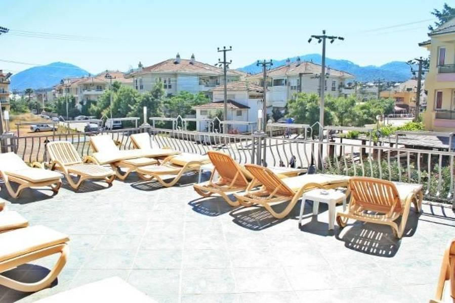 Club dante apart hotel marmaris dalaman region turkey for Corse appart hotel