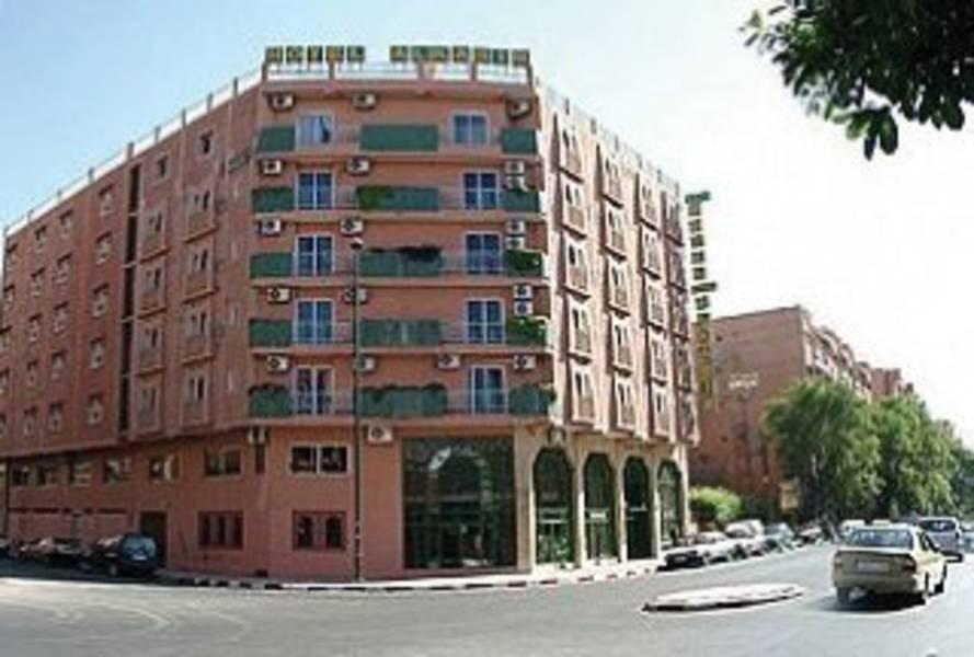 Holidays at Al Kabir Hotel in Marrakech, Morocco
