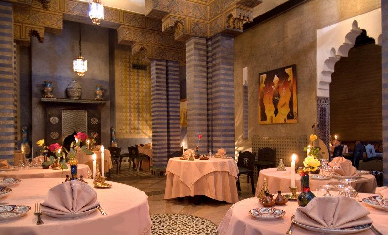 Holidays at Tichka Hotel in Marrakech, Morocco
