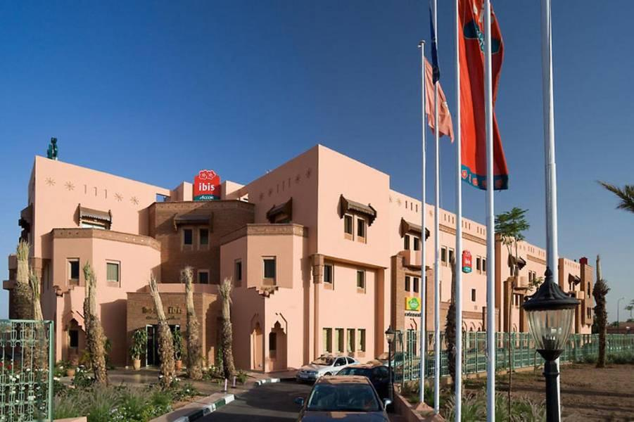 Holidays at Ibis Marrakech Palmeraie Hotel in Palm Groves, Marrakech