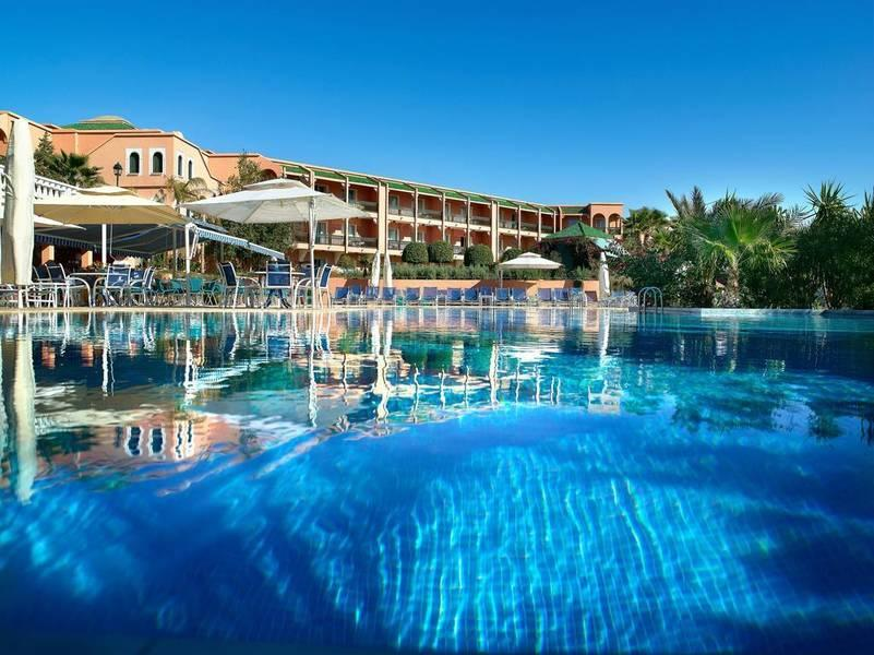 Holidays at Palmeraie Golf Palace Hotel in Palm Groves, Marrakech