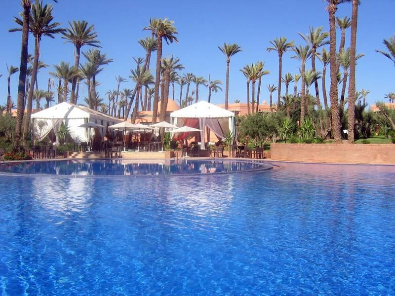 Holidays at Palmeraie Village Hotel in Palm Groves, Marrakech