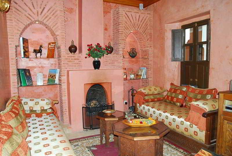 Holidays at Riad Alwane Hotel in Marrakech, Morocco