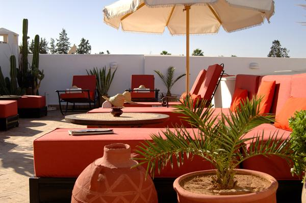 Holidays at Riad La Maison Rouge Hotel in Marrakech, Morocco