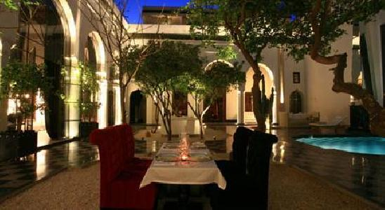 Holidays at Riad Lotus Privilege Hotel in Marrakech, Morocco