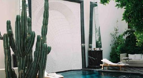 Riad lotus privilege hotel marrakech morocco book riad - Couleur gris perle pour chambre ...