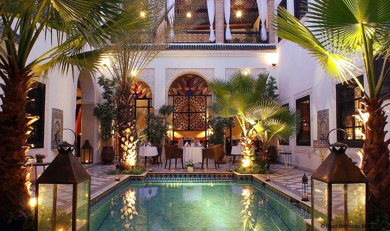 Riad monceau hotel marrakech morocco book riad monceau for Hotels marrakech