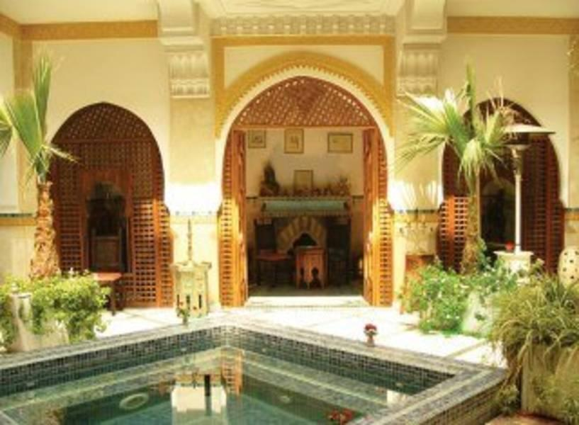 Holidays at Riad Moucharabieh Hotel in Marrakech, Morocco