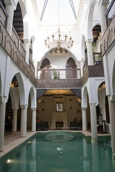 Holidays at Riad Opale Hotel in Marrakech, Morocco