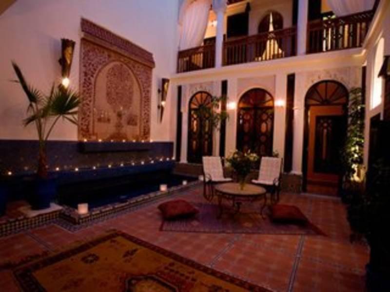 Holidays at Riad 58 Blu Hotel in Marrakech, Morocco