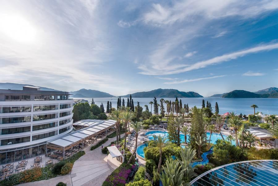 Holidays at Grand Azur Marmaris in Marmaris, Dalaman Region
