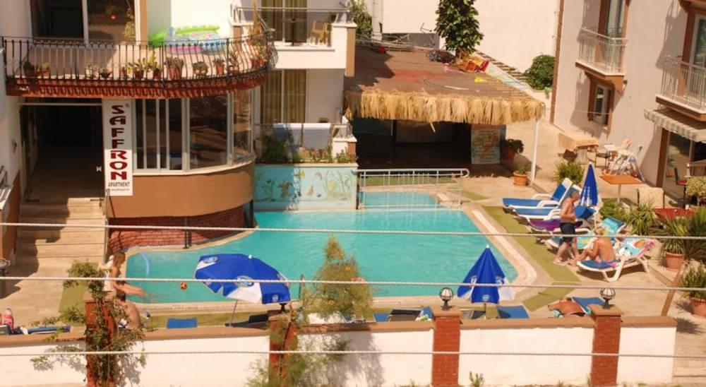 Holidays at Saffron Apartments in Marmaris, Dalaman Region
