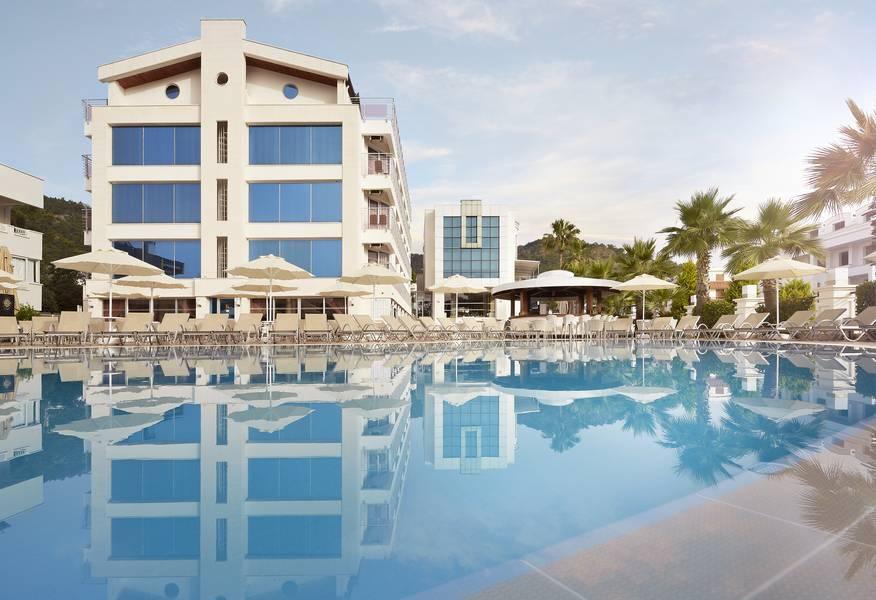 Holidays at Ideal Pearl Hotel in Marmaris, Dalaman Region