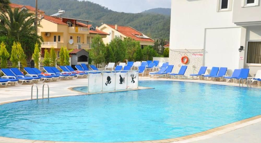 Holidays at Blue Park Hotel in Marmaris, Dalaman Region