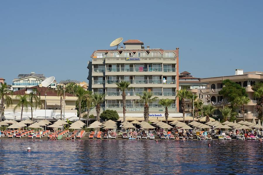 Holidays at Maris Beach Hotel in Marmaris, Dalaman Region
